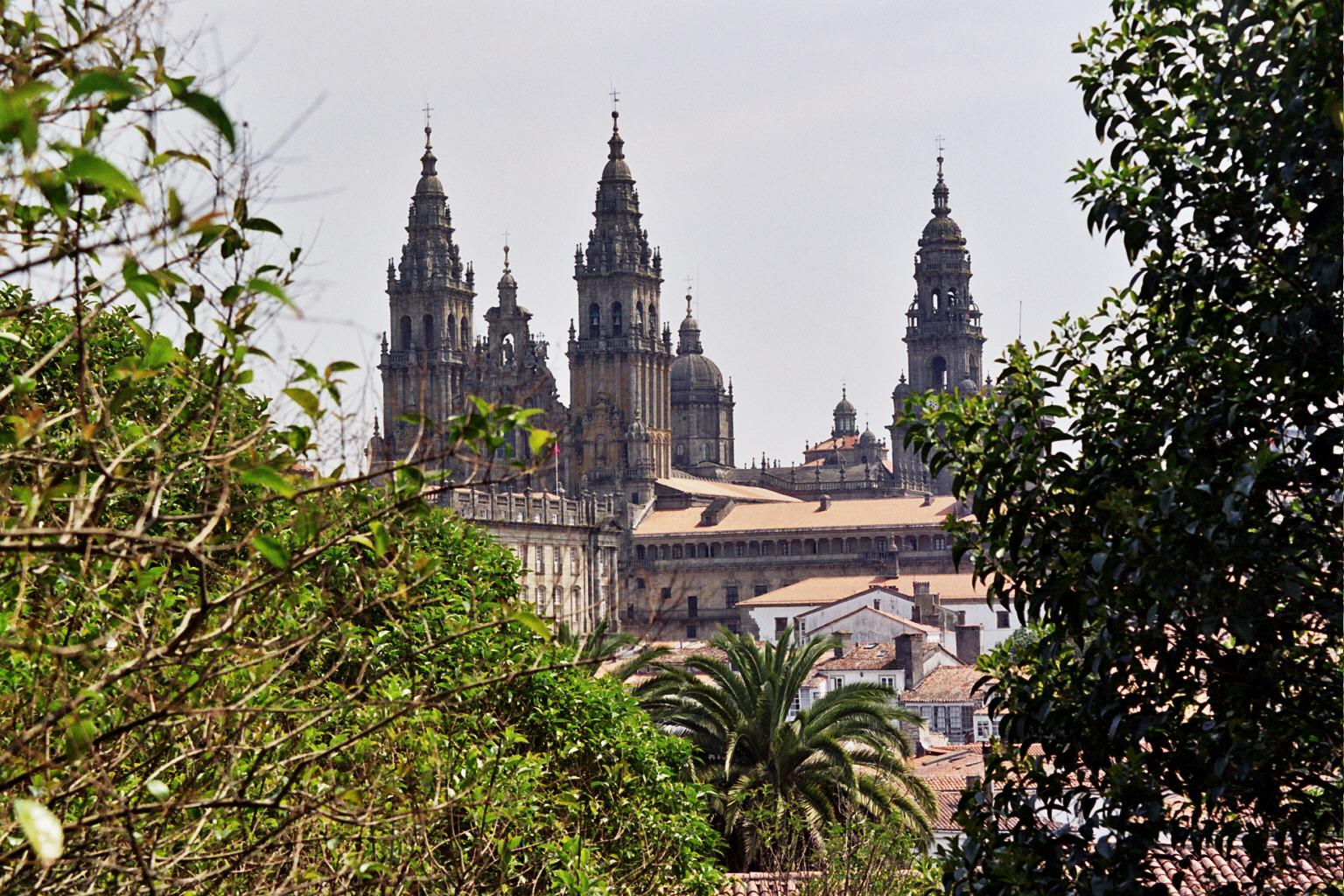 Catedral de Santiago de Compostela Coruña