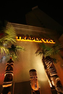 Trader Vic's Main Entrance | by lubolee