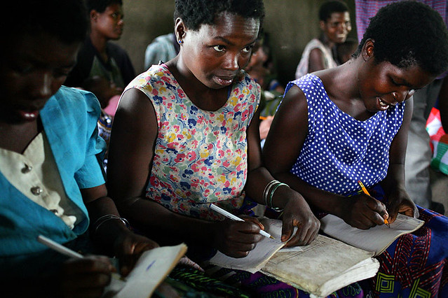 Adult education - Malawi
