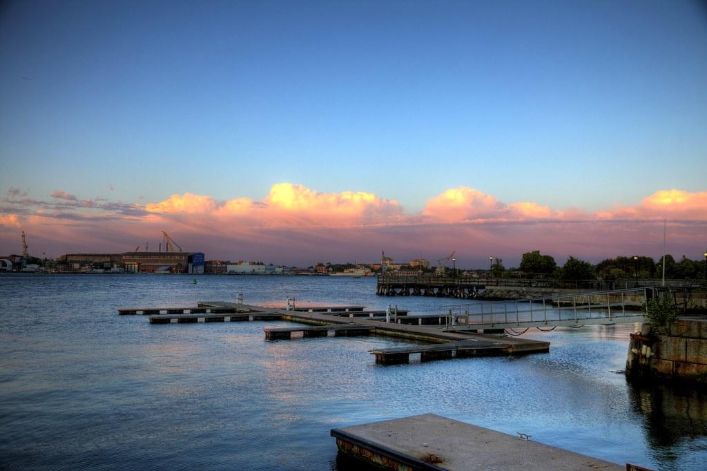 Public Docks | Portsmouth, NH by Philip Case Cohen