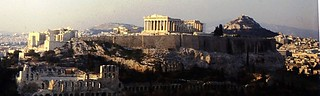 Akropolis in the evening | by kyllaris