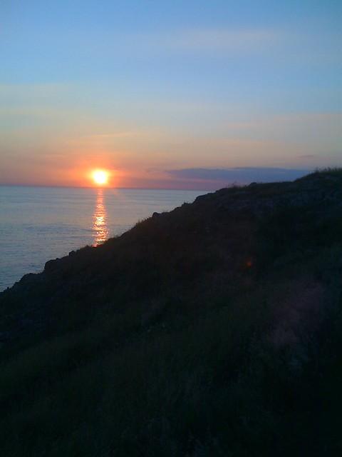 Morfa Nefyn Sunset
