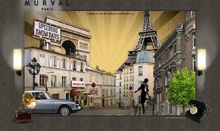 Murval 2007 - Developed for: PGAdvertising US