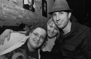 Sarah, Phoenix, and Justin