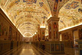 Vatican Museum   by kevingessner