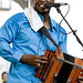 Lil' Nate and the Zydeco Big Timers at CZ Festival in the French Quarter