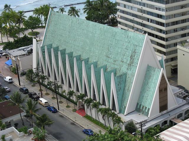 Waikiki Beach Church