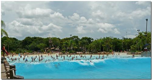 Typhoon Lagoon Wave Pool 2 | by auntie rain