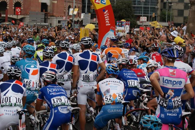 Barcelona Depart - Le Tour de France 2009