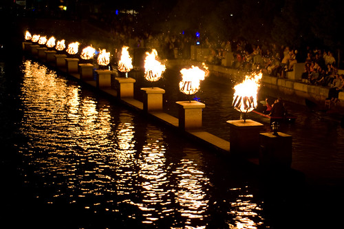 WaterFire - fire | by hlkljgk
