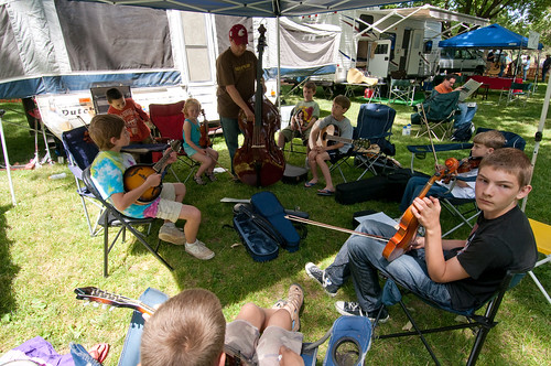 Sacajawea Bluegrass Festival 2009 | by Scott Butner