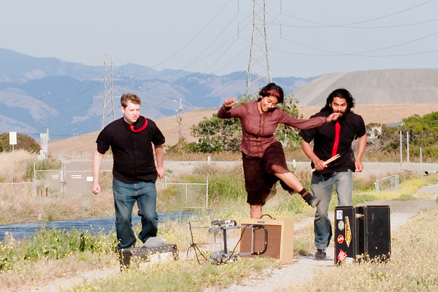 The Bad Beginning Outtake - Jumping