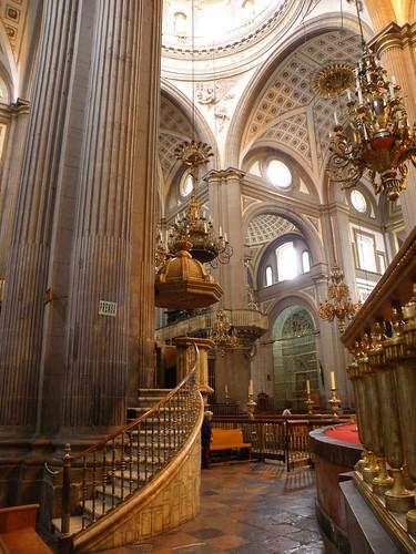 P8180176 Catedral de Puebla.,Puebla. Mexico por LAE Manuel Vela