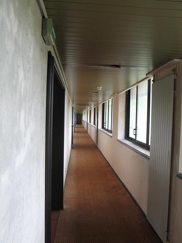 corridor   by nonk
