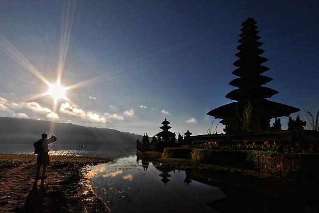 Pura Ulun Danu, Bedugul, Bali - Morning