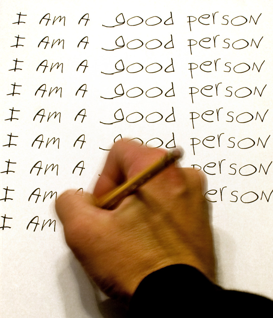 I Am A Good Person | Inspired by the movie the Soloist, I