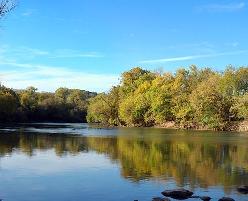 panorama nature river texas coloradoriver hugin mckinneyroughs nikon50mm18