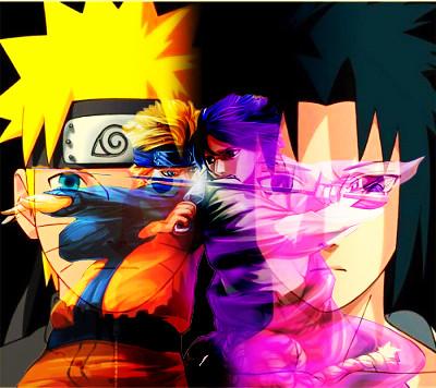 104 Gambar Keren Naruto Vs Sasuke Gratis