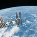 ISS seen from Space Shuttle Endeavour by europeanspaceagency