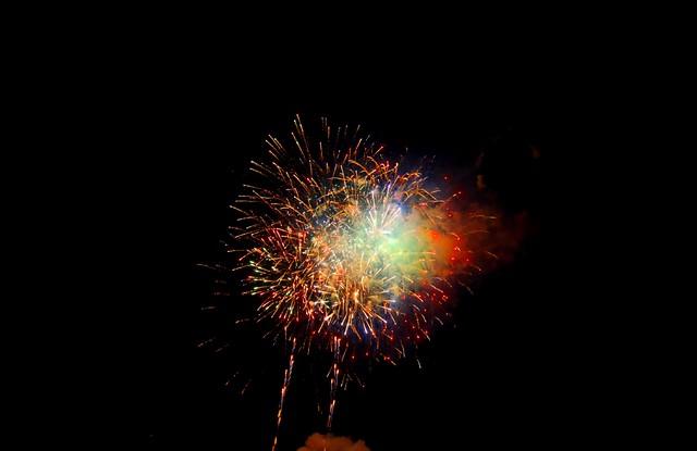 Fireworks - #3338