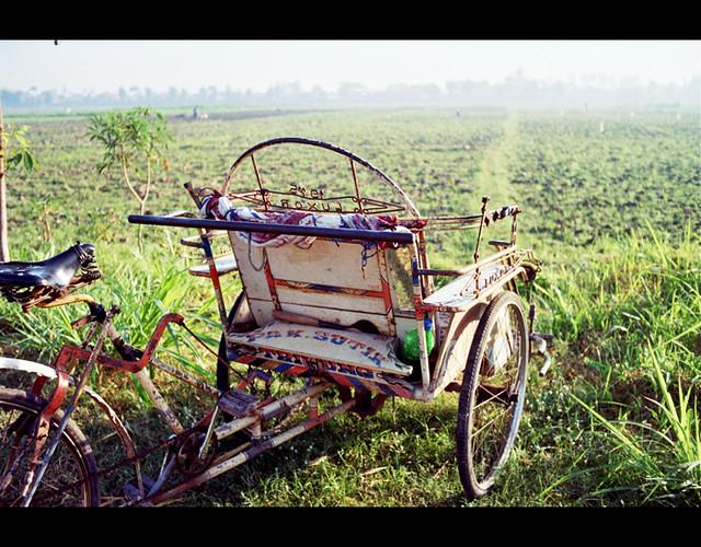 East Java : Beca Pak Sutik
