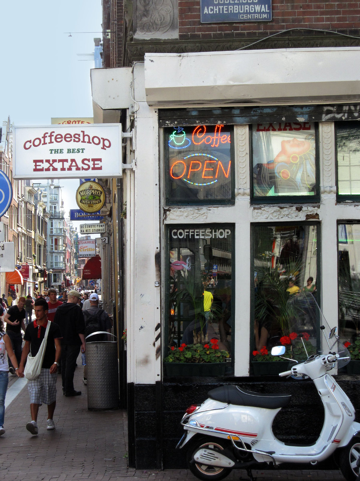 Amsterdam 239 Coffeshop