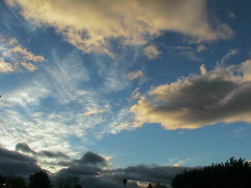 arizona sky cloud skyscape desert tucson