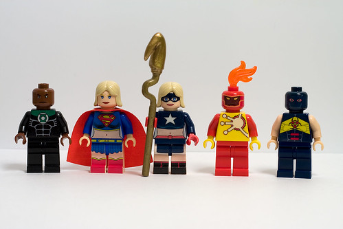 DC Hero Minifigs - Wave 8 | by levork
