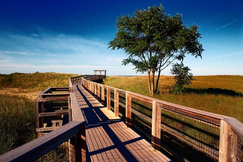 Plum Island Boardwalk