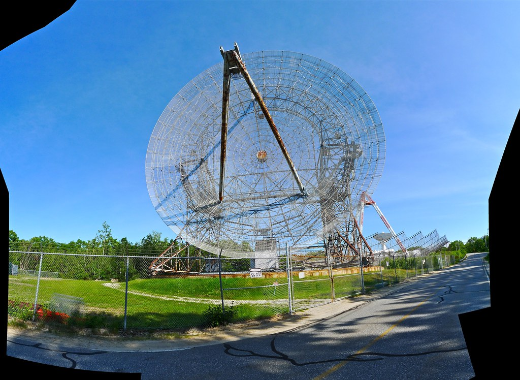cold war relic long range radar   MIT's Lincoln Labs include