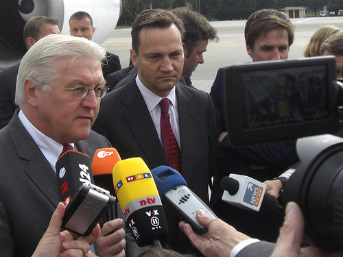 Polish and German foreign ministers in Kiev 03 | by PolandMFA