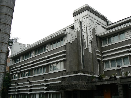 Art Deco of the Preanger hotel in Bandung (Indonesia 2009) | by paularps