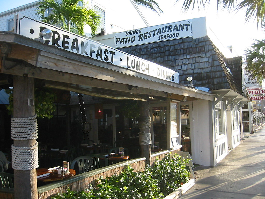 ... Two Friends Patio Restaurant Key West Florida | by Disappearing Atlanta & Two Friends Patio Restaurant Key West Florida | Shawn W | Flickr
