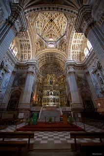Granada, Real Monasterio San Jeronimo
