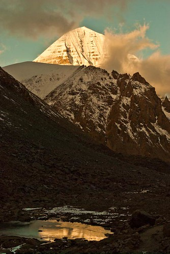 Made in the Universe. Тибет,Kailash mountain.The place of gods.Tibet | by andrey.salikov