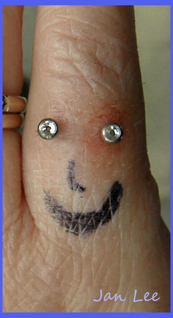 Fun With Finger Piercing My Granddaughter Jerry Pierced M Flickr