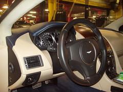 Limpieza Integral. Aston Martin DB9