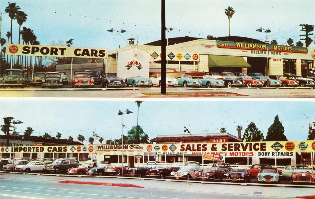 Williamson Motors, Los Angeles CA