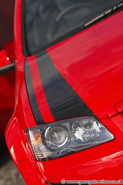 Vauxhall VXR8 Bathurst