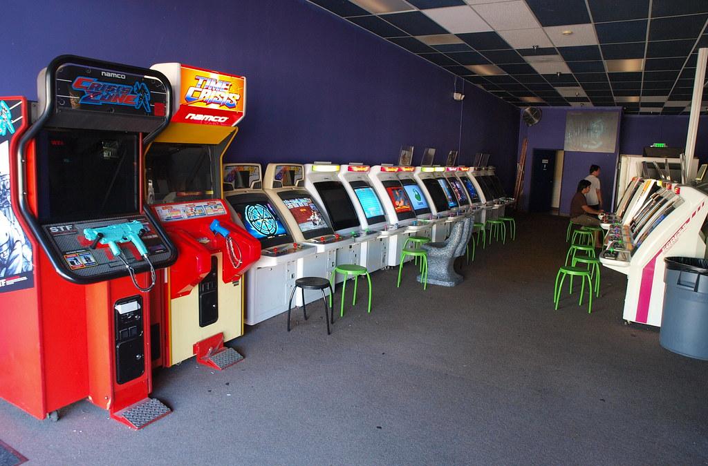 Denjin Arcade
