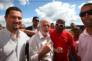 Governo amplia abastecimento de água e anuncia construção de hospital regional em Serrinha | by Fotos GOVBA