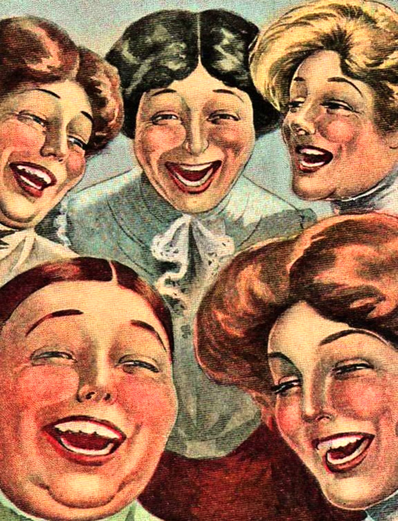 laughter | larger view- click photo- all sizes- original | James Vaughan |  Flickr