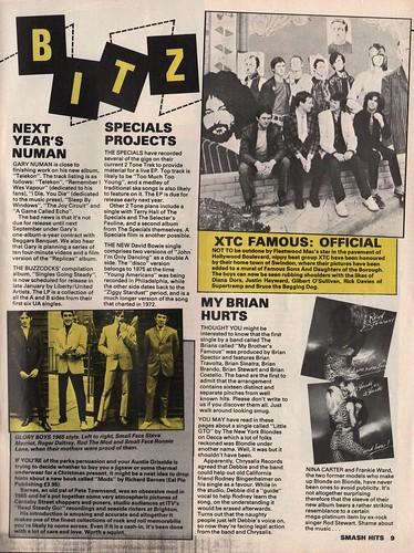 Smash Hits, December 13, 1979 - p.09   by Brian.McCloskey