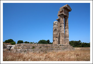 Apollo Temple_Rodos | by Topsin Turvey