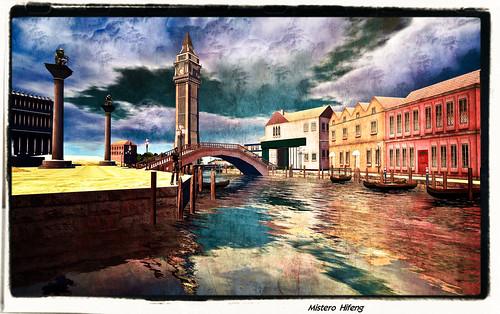 """Venezia e' anche un """"Sogno"""""""