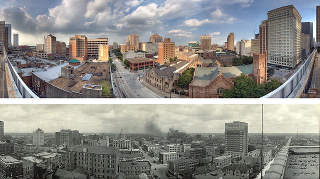 85 Years of North Downtown Houston