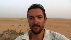 Video diary in Omani desert | by tomsbiketrip.com