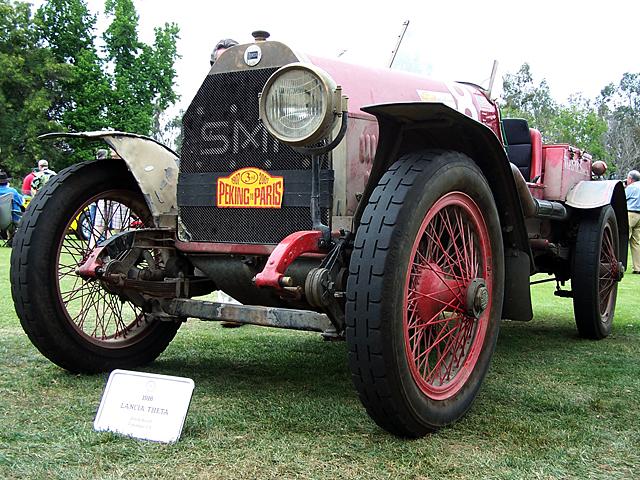 1916 Lancia Theta