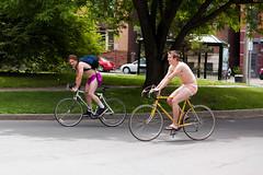 World Naked Bike Ride - Albany, NY - 09, Jun - 07 by sebastien.barre