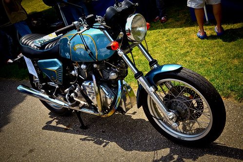 Gilmore Vintage Motorcycle Meet | by RichardDemingPhotography